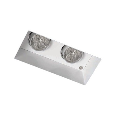 LUCE&LIGHT - QUAD 6.2 INCASSO LED 6X2W