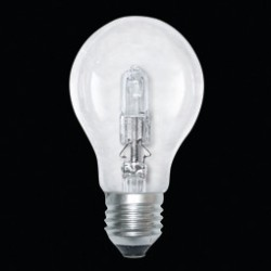 LAMPADINA GOCCIA CHIARA 105W E27