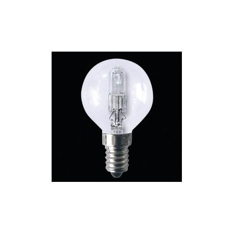 LAMPADINA SFERA CHIARA 18W E14