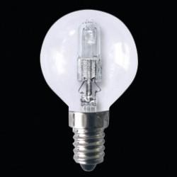 LAMPADINA SFERA CHIARA 28W E14