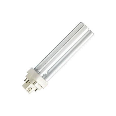 LAMPADINA FLUORESCENTE COMPATTA 18W G24q2