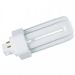 LAMPADINA FLUORESCENTE COMPATTA 18W GX24q2