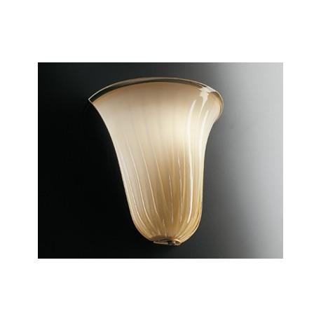 DE MAJO - 9001 AO LAMPADA DA PARETE IN VETRO DI MURANO