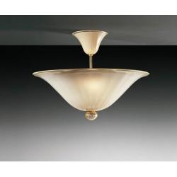 DE MAJO - 9001 PO LAMPADA DA SOFFITTO IN VETRO DI MURANO