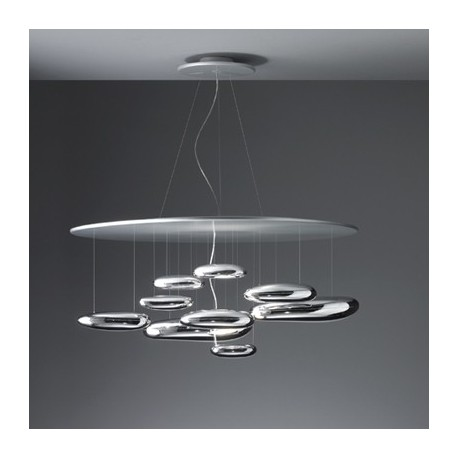 Artemide mercury led sospensione click luce store for Artemide luci