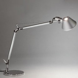 ARTEMIDE - TOLOMEO MINI LED TAVOLO CON BASE