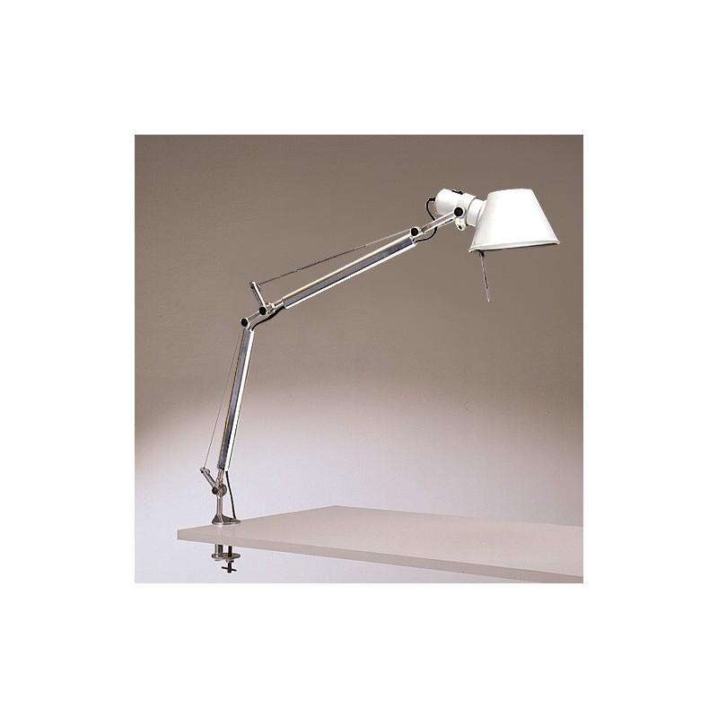 Artemide tolomeo mini led tavolo con morsetto click luce store puntoluce lampade luci - Lampada da tavolo con pinza ...