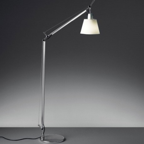 artemide tolomeo basculante lettura click luce store puntoluce lampade luci lampadine online. Black Bedroom Furniture Sets. Home Design Ideas